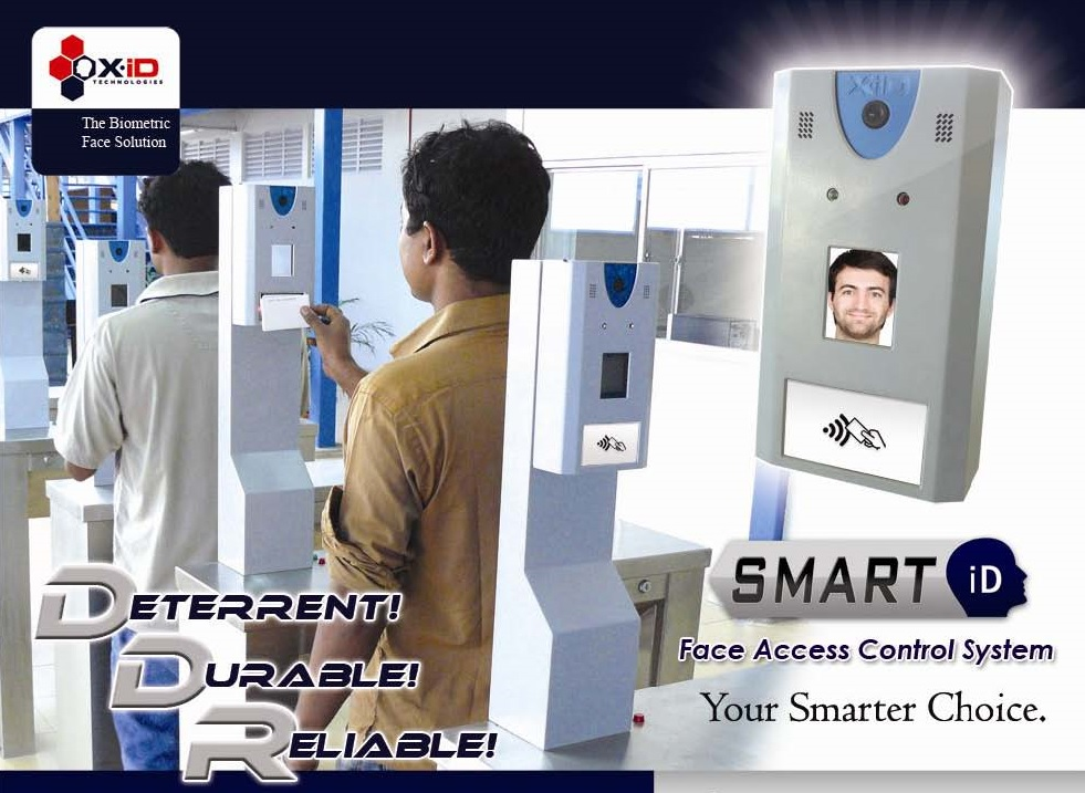 Neural Com My 187 Face Access Control System